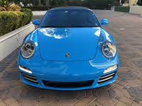 Picture of 2011 Porsche 911 Carrera 4S AWD Cabriolet, exterior, gallery_worthy