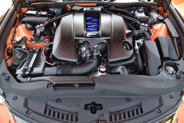 Picture of 2015 Lexus RC F RWD, engine, gallery_worthy
