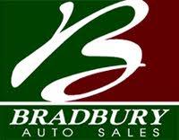 Bradbury Auto Sales logo