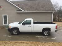 Picture of 2012 Chevrolet Silverado 1500 Work Truck LB RWD, exterior, gallery_worthy