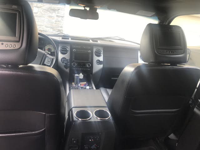 Picture of 2012 Ford Expedition EL Limited 4WD, interior, gallery_worthy