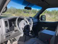 Picture of 2016 Nissan NV Passenger 3500 HD SL V8, interior, gallery_worthy