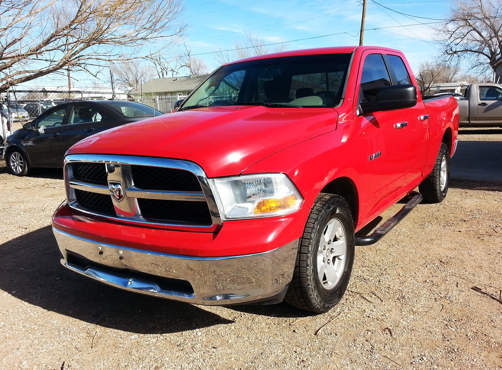 Used 2010 Dodge Ram 1500 For Sale In Amarillo Tx From