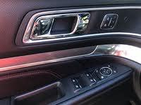 2017 Ford Explorer Interior Pictures Cargurus