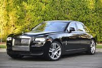 2017 Rolls-Royce Ghost Picture Gallery