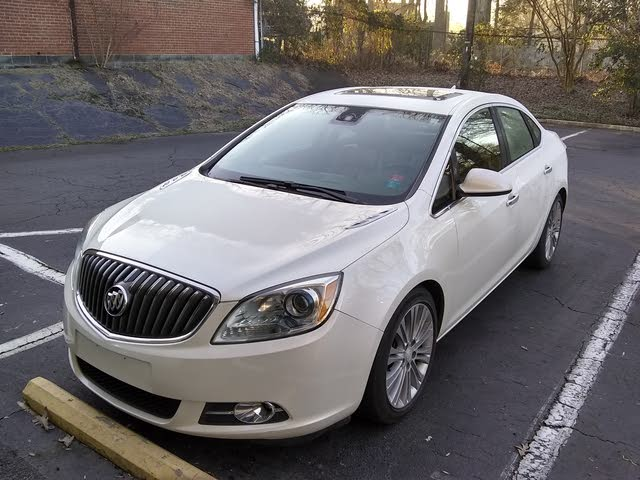 Picture of 2013 Buick Verano Leather FWD, exterior, gallery_worthy