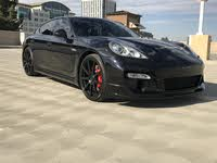 Picture of 2012 Porsche Panamera Turbo, exterior, gallery_worthy