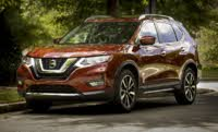 2019 Nissan Rogue Hybrid Picture Gallery