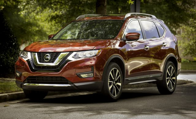 2019 Nissan Rogue Hybrid, exterior, manufacturer, gallery_worthy
