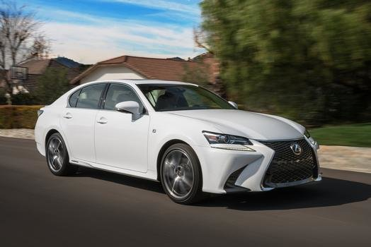2019 Lexus GS Hybrid, Lexus GS Hybrid, exterior, manufacturer, gallery_worthy