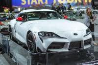 2020 Toyota Supra Overview