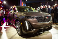 2020 Cadillac XT6, Front quarter, exterior, gallery_worthy