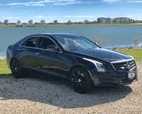 Picture of 2013 Cadillac ATS 2.5L Luxury RWD, exterior, gallery_worthy
