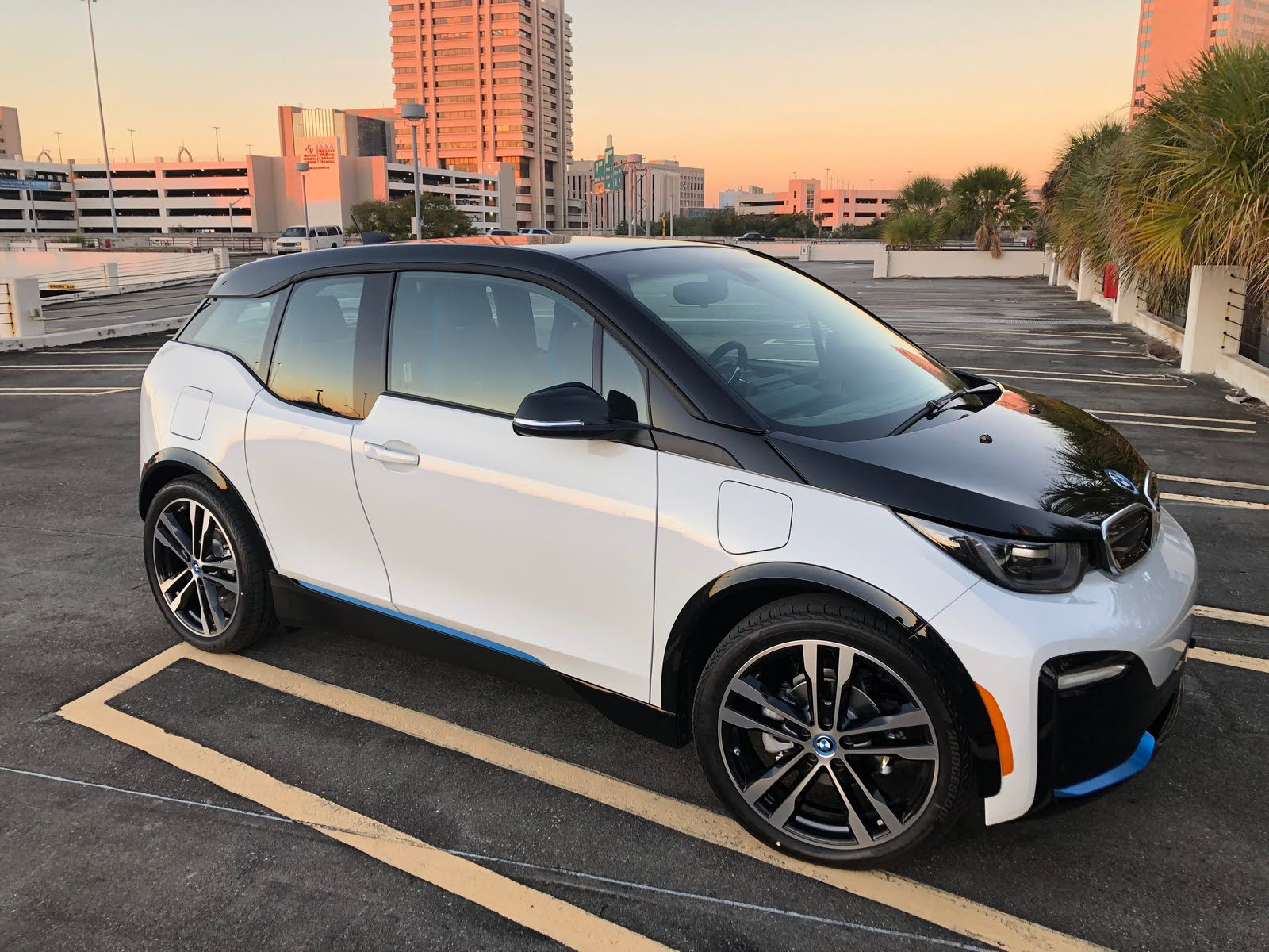 2019 Bmw I3 Overview Cargurus