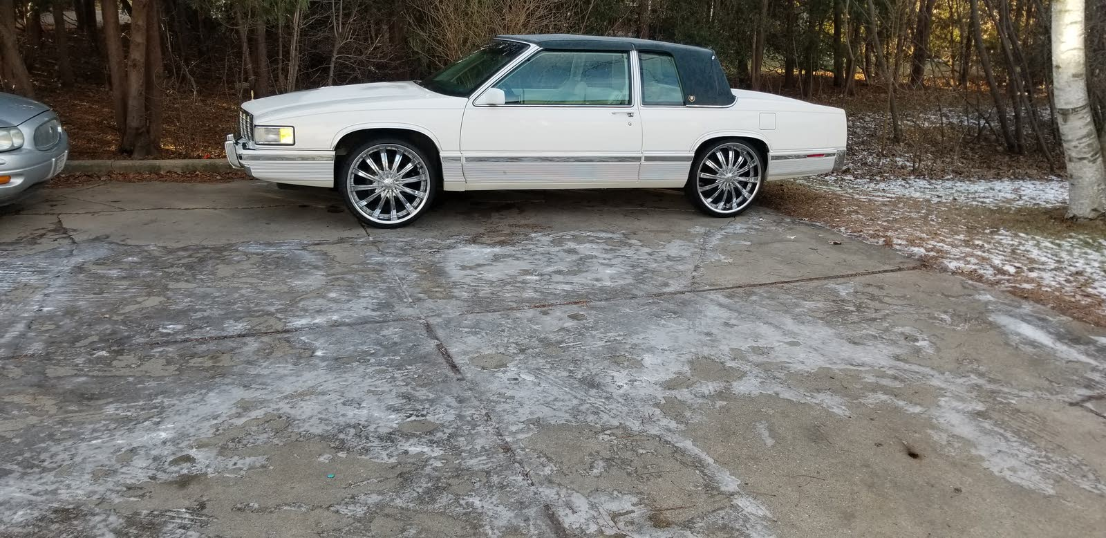 Cadillac Deville Questions Tires And Rims Cargurus