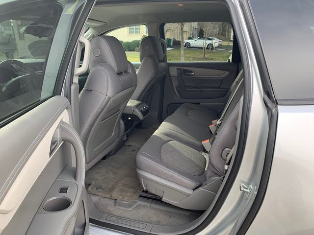 Picture of 2016 Chevrolet Traverse LS Base FWD, interior, gallery_worthy