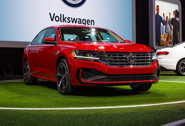 2020 Volkswagen Passat - Overview - CarGurus