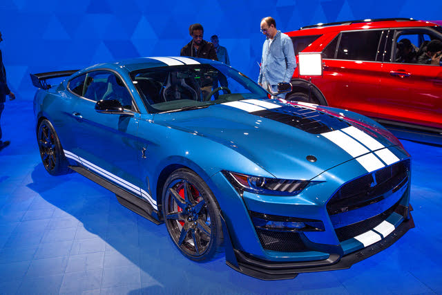 2020 Ford Shelby GT500 - Overview - CarGurus