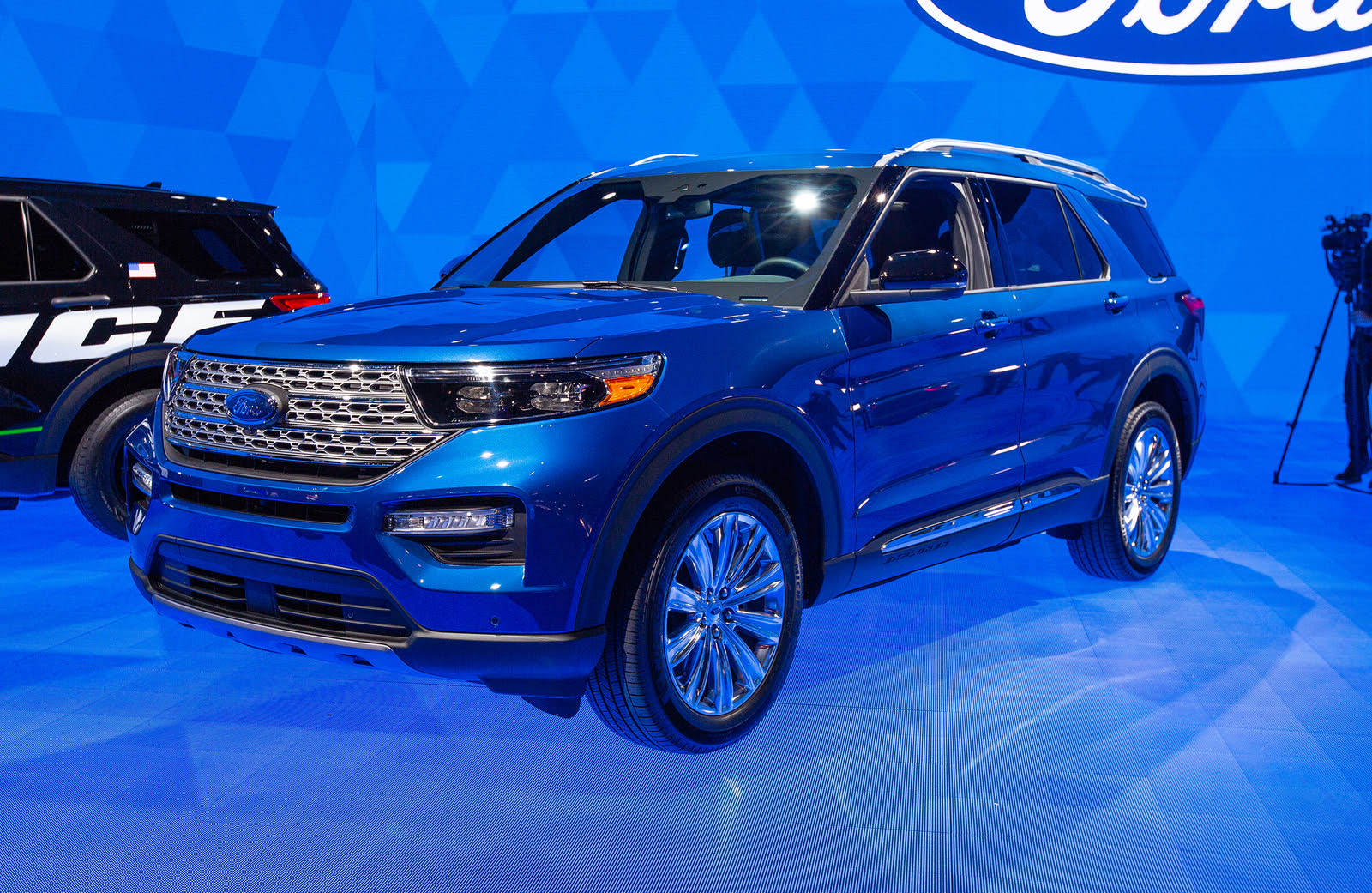 2020 Ford Explorer Overview Cargurus