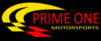 Prime One Motorsports logo