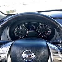 Picture of 2017 Nissan Altima 2017.5 2.5 SV, interior, gallery_worthy
