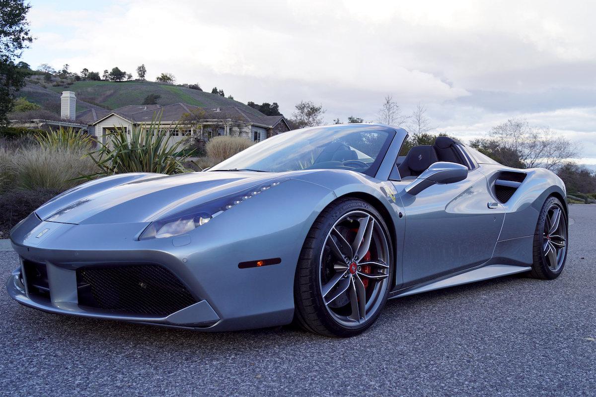 2017 Ferrari 488 Test Drive Review Cargurus