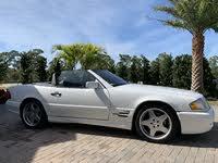 1997 Mercedes-Benz SL-Class Overview