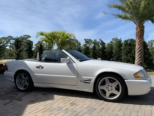 Picture of 1997 Mercedes-Benz SL-Class SL 600