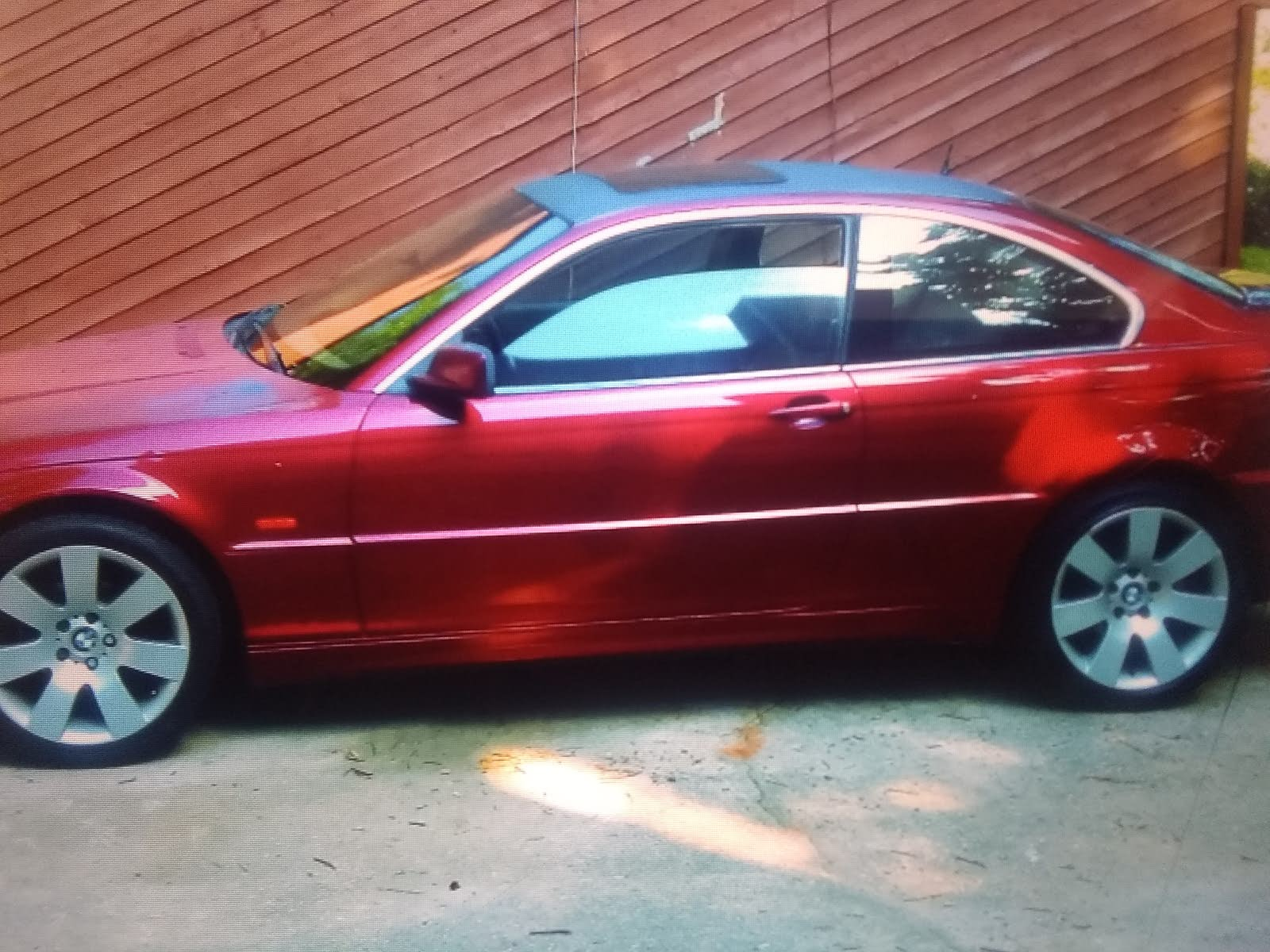 Bmw 3 Series Questions Bmw 323ci 2000 Gear Light Came On With