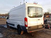Picture of 2016 Ford Transit Cargo 350 3dr LWB Medium Roof with Sliding Passenger Side Door, exterior, gallery_worthy