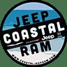Coastal Jeep Ram logo