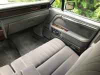 Picture of 1988 Lincoln Town Car Base, interior, gallery_worthy