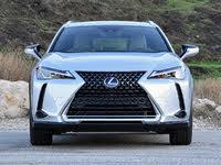 2019 Lexus UX Hybrid 250h AWD, 2019 Lexus UX 250h in Silver, exterior, gallery_worthy