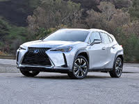 2019 Lexus UX Hybrid Overview