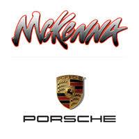 McKenna Porsche logo