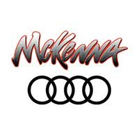 McKenna Audi logo