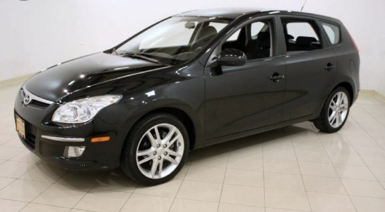 2009 Hyundai Elantra Touring - Overview - CarGurus