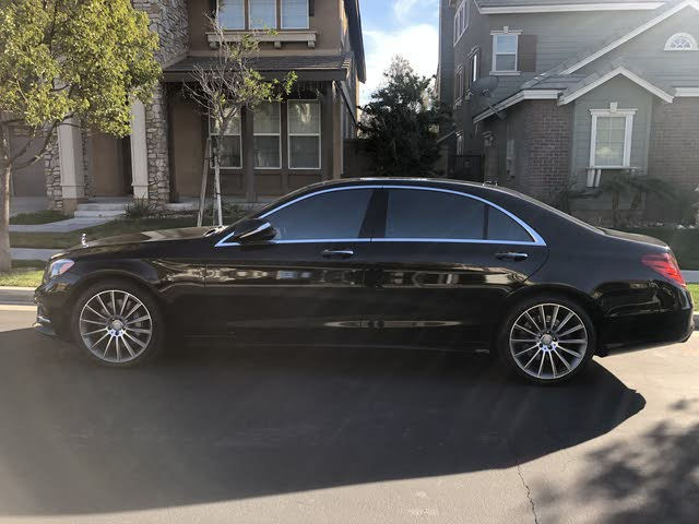 Picture of 2016 Mercedes-Benz S-Class S 550