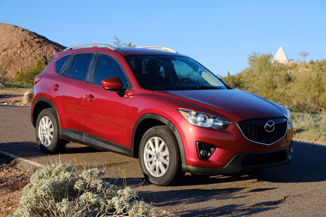 Picture of 2013 Mazda CX-5 Touring AWD