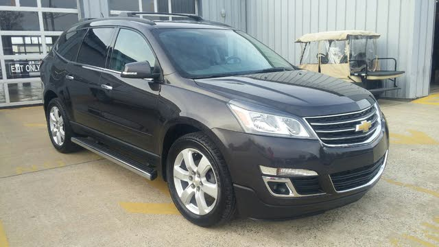 Picture of 2016 Chevrolet Traverse 1LT FWD, exterior, gallery_worthy