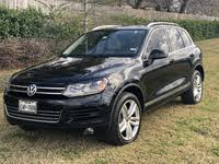Picture of 2012 Volkswagen Touareg TDI Sport with Nav, exterior, gallery_worthy