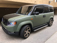 2011 Honda Element Overview