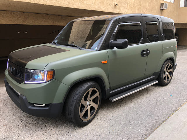 Picture of 2011 Honda Element EX