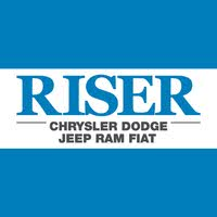 Riser Chrysler Dodge Jeep Ram FIAT logo