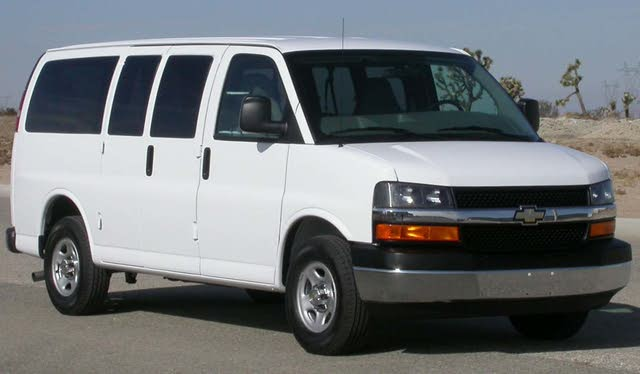 Picture of 2001 Chevrolet Express G3500 LS RWD