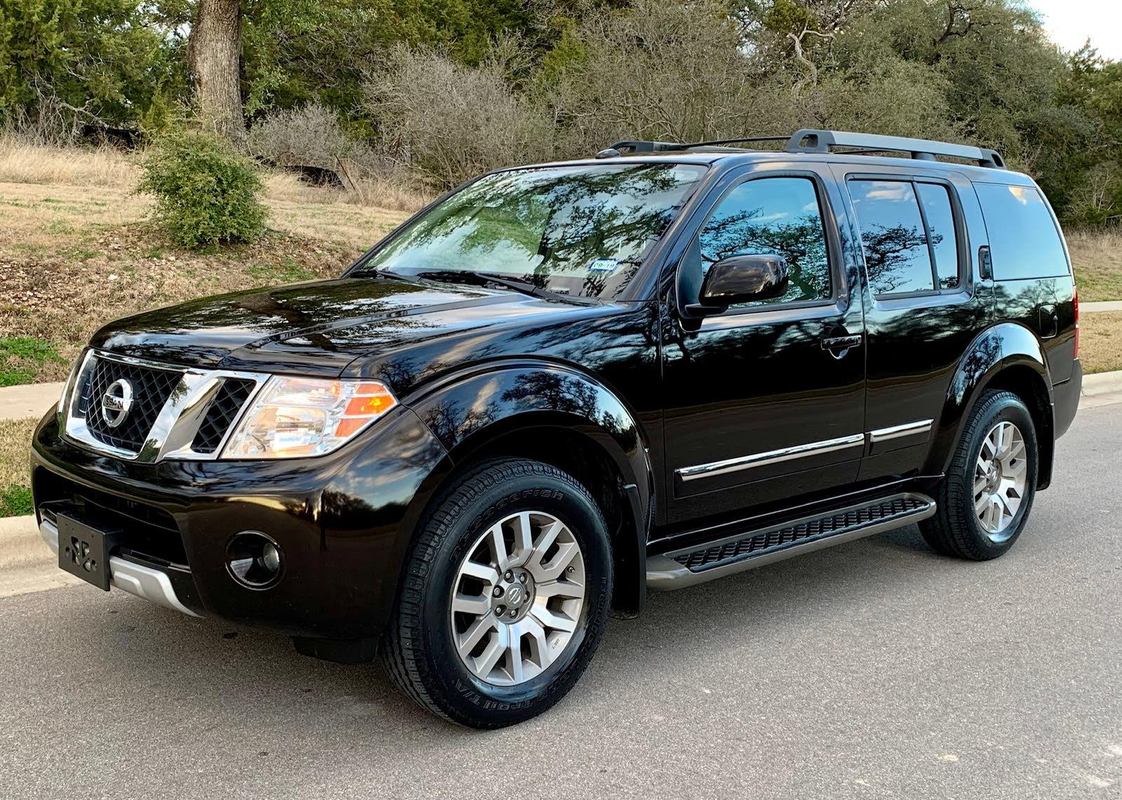 2011 Nissan Pathfinder - Overview