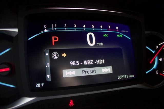 Multi Information Display of the 2019 Honda Pilot, interior, gallery_worthy
