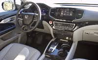 Cabin area of the 2019 Honda Pilot, gallery_worthy