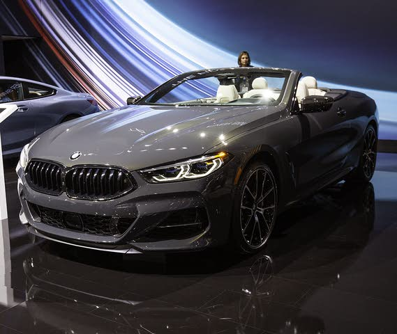 2019 BMW 8 Series, exterior, gallery_worthy