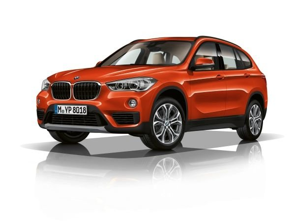 2019 BMW X1 (EU model), exterior, manufacturer, gallery_worthy